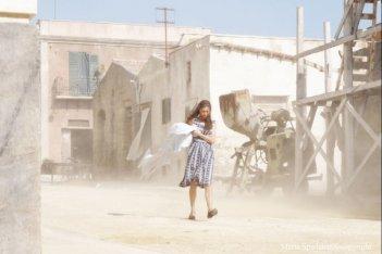 Margareth Madè in un'immagine del film Baaria di Giuseppe Tornatore