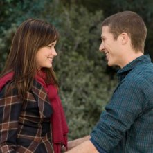 Alexis Bledel e Zach Gilford in un'immagine del film Post Grad