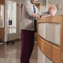 Guillermo Diaz è Angel Lopez in una foto promozionale della serie Mercy