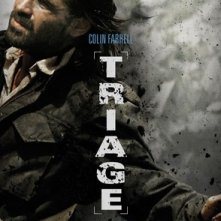 La locadina del film Triage