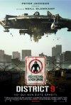 Locandina italiana del film  District 9