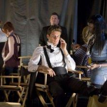 Nico Tortorella in una scena del pilot di The Beautiful Life