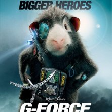 Character poster di G-Force: Superspie in missione - 5