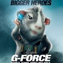 Character poster di G-Force: Superspie in missione - 6