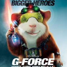 Character poster di G-Force: Superspie in missione - 7