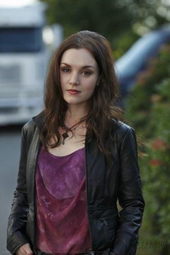 Rachel Miner in una scena dell'episodio Sympathy for the Devil di Supernatural
