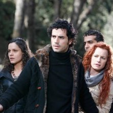 Antonio Cupo in una sequenza di Smile (2009)