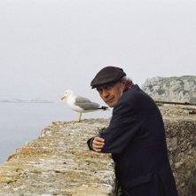 Jacques Rivette sul set del film Questione di punti di vista
