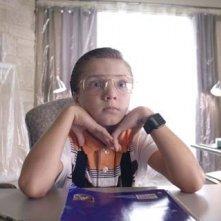 Jake Short è Nose Noseworthy nel film Il mistero della pietra magica