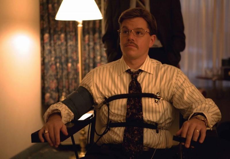 Matt Damon E Il Protagonista Del Film Film The Informant Di Steven Soderbergh 127694