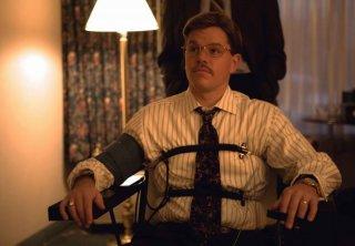 Matt Damon è il protagonista del film The Informant di Steven Soderbergh
