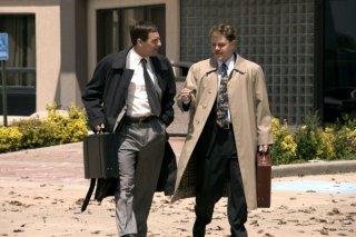 Matt Damon in una scena del film film The Informant di Steven Soderbergh