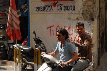 Un'immagine del documentario Napoli Napoli Napoli