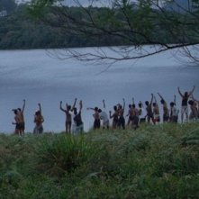 Un'immagine del film Between Two Worlds di Vimukthi Jayasundara