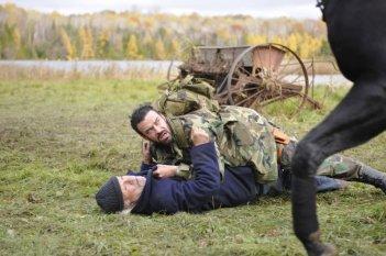 Un'immagine del film Survival of the Dead di George Romero