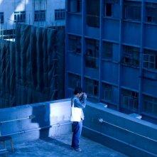Una scena del film Accident