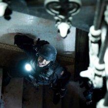 Una scena del film horror Rec 2