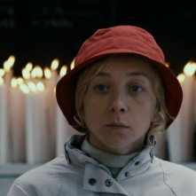 Una scena del film Lourdes