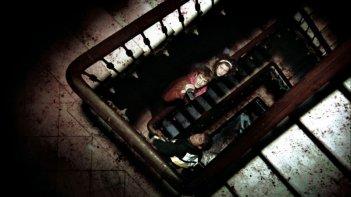 Una scena dell'horror Rec 2