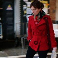 Isabella Ragonese in una scena del film Dieci inverni