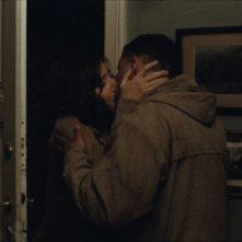 Johanna Wokalek e Benno Fürmann in una scena del film North Face - Una storia vera