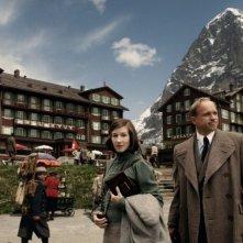 Johanna Wokalek in un'immagine del film North Face - Una storia vera