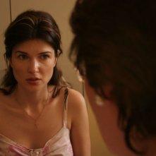 Monica Barladeanu in una scena del film Francesca