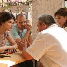 Monica Barladeanu in una scena di Francesca