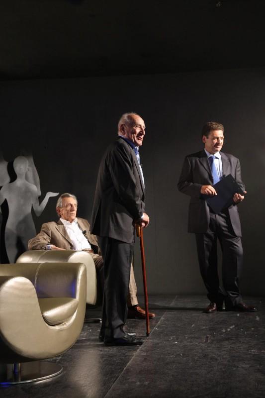 Roberto Herlitzka E Arnoldo Foa In Una Scena Del Film Le Ombre Rosse 127895