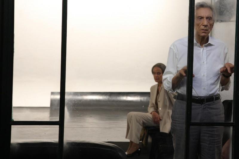 Roberto Herlitzka E Lucia Poli In Una Scena Del Film Le Ombre Rosse 127894