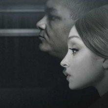 Un'immagine tratta dal film Metropia