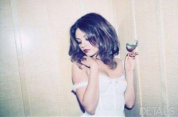 Una splendida Mila Kunis sul magazine Details