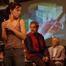 Valentina Carnelutti in una scena del film Le ombre rosse