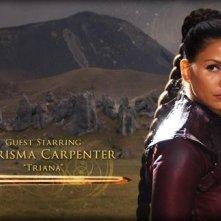 Charisma Carpenter in una immagine della serie Legend of the Seeker