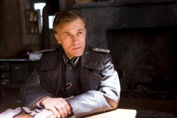 Christoph Waltz è tra i protagonisti del film Bastardi senza gloria di Quentin Tarantino