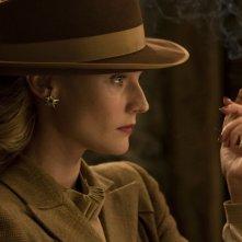 Diane Kruger in una scena del film Bastardi senza gloria