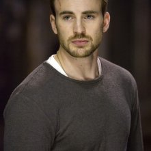 L'attore Chris Evans in una scena del film 'Push'