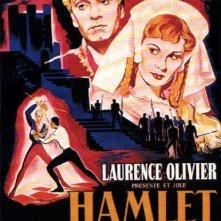 La locandina del film Amleto (1948)