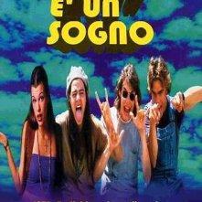 La locandina italiana del film La vita è un sogno