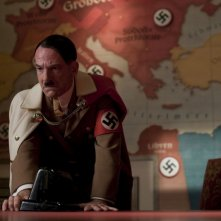 Martin Wuttke in una scena del film Bastardi senza gloria di Quentin Tarantino