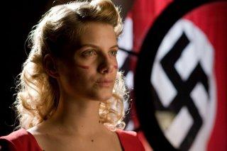 Mélanie Laurent è tra i protagonisti del film Bastardi senza gloria di Quentin Tarantino