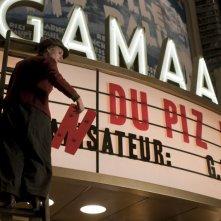 Mélanie Laurent in un'immagine di Bastardi senza gloria, diretto da Quentin Tarantino
