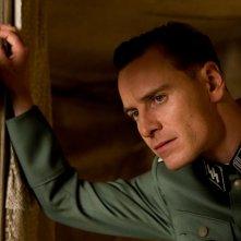 Michael Fassbender è il tenente Archie Hicox nel film Bastardi senza gloria