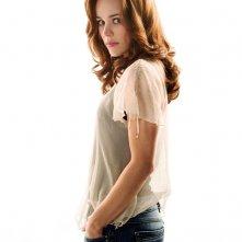 Rachel McAdams è Clare Abshire in una foto promo per il film 'Un amore senza tempo'