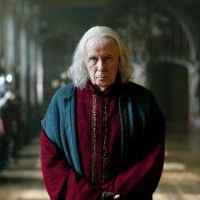 Richard Wilson nella stagione 2 di Merlin