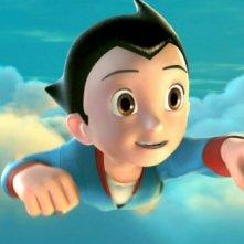 Un'immagine del film Astro Boy di David Bowers