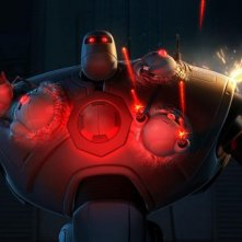 Un'immagine tratta da Astro Boy