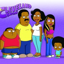 Uno dei poster della serie TV The Cleveland Show