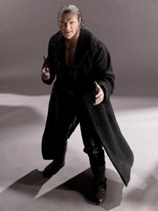 Dave Legeno è Fenrir Greyback in una promo del film 'Harry Potter e il principe mezzosangue'