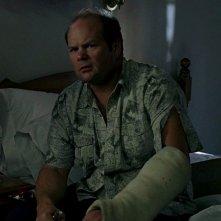 Il detective Andy Bellefleur (Chris Bauer) in una scena dell'episodio 'New World In My View' della serie True Blood